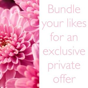🌺 • B u n d l e for a Private Offer • 🌺